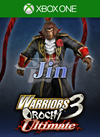WARRIORS OROCHI 3 Ultimate DW7 ORIGINAL COSTUME PACK 9