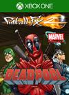 Deadpool Table