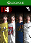 D4: Dark Dreams Don't Die - Happy Wars Clothing Set