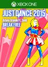 """""""Break Free"""" by Ariana Grande Ft. Zedd"""
