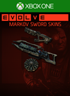 Markov Sword Skins