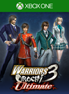 WARRIORS OROCHI 3 Ultimate DW7 ORIGINAL COSTUME PACK SET 1