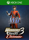 WARRIORS OROCHI 3 Ultimate DW7 ORIGINAL COSTUME PACK 3