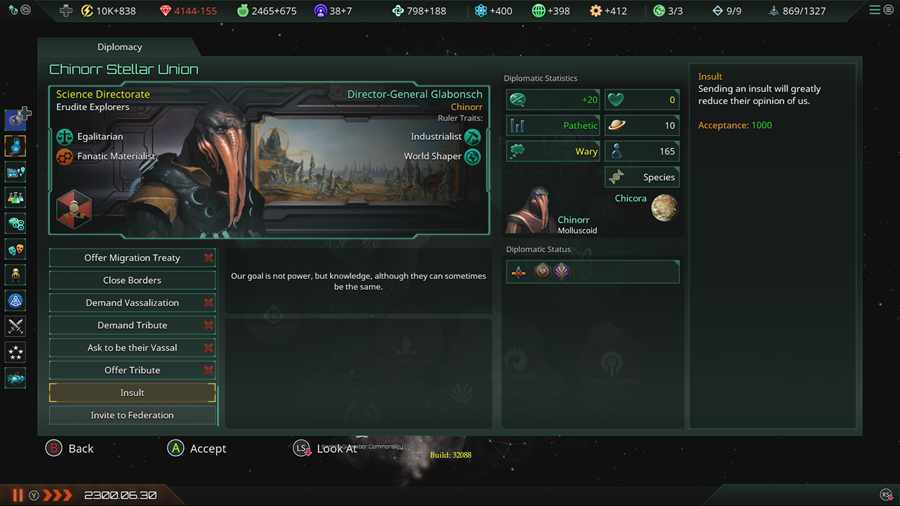 Stellaris: Console Edition News, Achievements, Screenshots