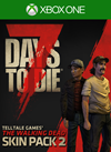 7 Days to Die - The Walking Dead Skin Pack 2