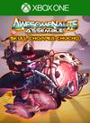 Skull Chopper Chucho - Awesomenauts Assemble! Skin