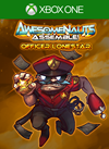 Officer Lonestar - Awesomenauts Assemble! Skin