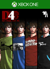 D4: Dark Dreams Don't Die - Killer Instinct Clothing Set