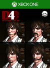 D4: Dark Dreams Don't Die - Beard Set 2