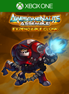Expendable Clunk - Awesomenauts Assemble! Skin
