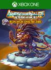 Sun Wukong Skree - Awesomenauts Assemble! Skin
