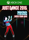 """I Need Your Love"" by Calvin Harris Ft. Ellie Goulding"