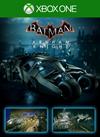 2008 Tumbler Batmobile Pack