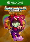Teddy Ayla - Awesomenauts Assemble! Skin
