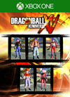 Dragon Ball Xenoverse GT PACK 2
