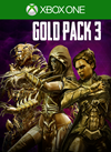 Gold Skin Pack 3