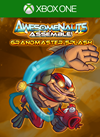 Grandmaster Splash - Awesomenauts Assemble! Skin