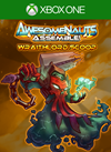 Wraithlord Scoop - Awesomenauts Assemble! Skin