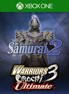 WARRIORS OROCHI 3 Ultimate SAMURAI DRESS UP COSTUME 2