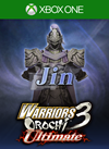 WARRIORS OROCHI 3 Ultimate DWSF COSTUME - JIN