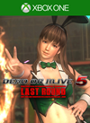 DEAD OR ALIVE 5 Last Round Sexy Bunny Hitomi
