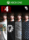 D4: Dark Dreams Don't Die - Wind-up Knight 2 Clothing Set