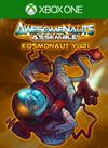 Kosmonaut Yuri - Awesomenauts Assemble! Skin