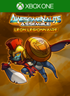 Legionnaire Leon - Awesomenauts Assemble! Skin