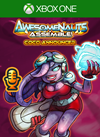Coco Nebulon - Awesomenauts Assemble! Announcer