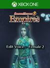 Edit Voice - Female 2