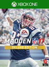 Madden NFL 17 Deluxe Edition