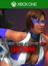 DEAD OR ALIVE 5 Last Round Lisa Halloween Costume 2014