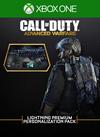 Lightning Premium Personalization Pack