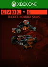 Bucket Nordita Skins