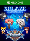 Lobby Character Xblaze Set
