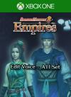 Edit Voice - All Set