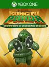 Kung Fu Panda Skin: Jombie Master Bear