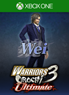 WARRIORS OROCHI 3 Ultimate DW7 ORIGINAL COSTUME PACK 2