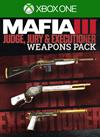Mafia III – Judge, Jury & Executioner Weapons Pack