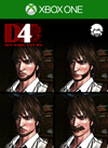 D4: Dark Dreams Don't Die - Beard Set 1