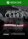 Project CARS - Audi Ruapuna Park Expansion