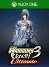 WARRIORS OROCHI 3 Ultimate DW7 ORIGINAL COSTUME PACK 6