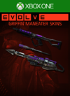 Griffin Maneater Skins