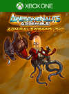 Admiral Swiggins, PHD - Awesomenauts Assemble! Skin