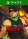 DEAD OR ALIVE 5 Last Round Jann Lee Halloween Costume 2014