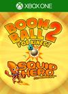 Kinect Bundle: Boom Ball 2 + Squid Hero