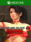DEAD OR ALIVE 5 Last Round Momiji Christmas Costume