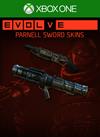 Parnell Sword Skins