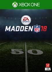 Madden NFL 18 on Xbox One