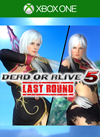 DOA5LR AQUAPLUS Mashup - Christie & Izebel